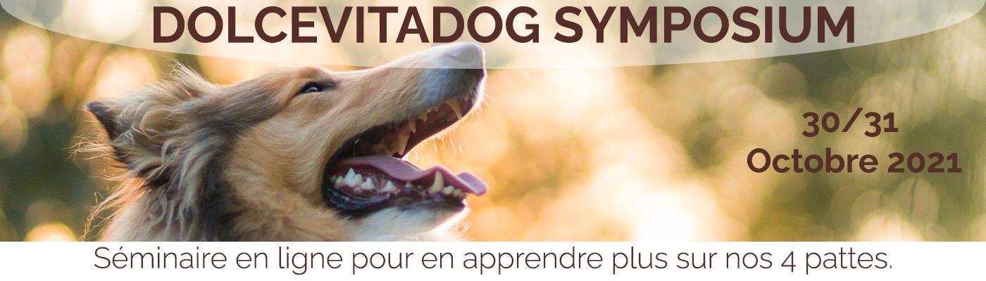 DolceVitaDog Symposium Octobre 2021 Séminaire En Ligne