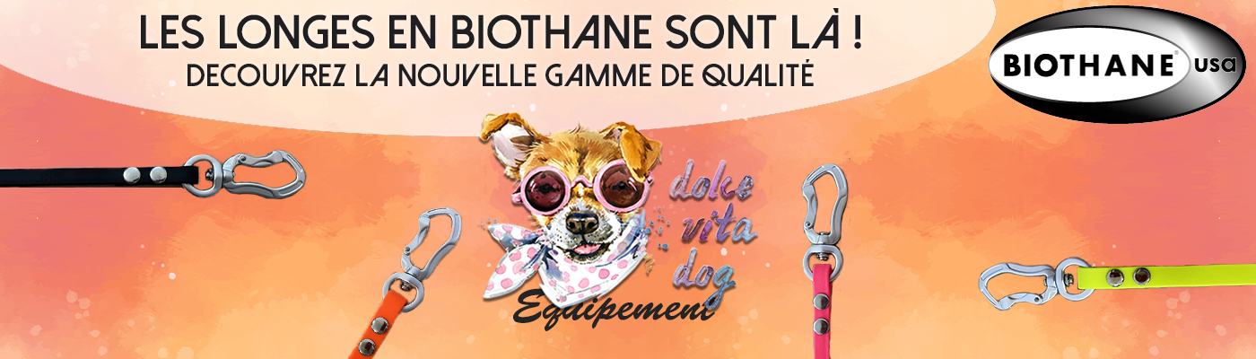 Longe en Biothane série 520
