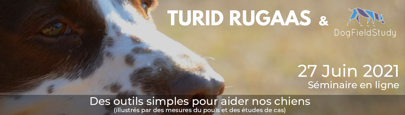 Des outils simples pour aider nos chiens - Turid Rugaas & DogFieldSudy